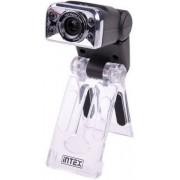 Camera web Intex KOM0092 ROBO 500K USB Negru