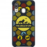 Samsung Disney Galaxy A40 Smart Cover Lion King