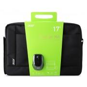 "Acer Notebook Starter Kit + Мишка Чанта за Преносим Компютър 17"""