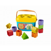 Sortator cu forme geometrice pentru copii, 10 forme Fisher Price