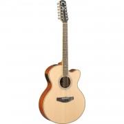 Yamaha CPX700II-12 Natural 12-snarige gitaar