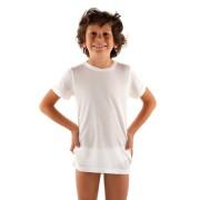 DermaSilk T-shirt dla dzieci, leczniczy na AZS, DermaSilk
