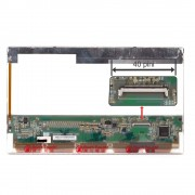 Display laptop MSI 8.9 inch 1024x600 (WSVGA) Led 40 pini