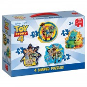 Jumbo Disney Toy Story 4 puzzel 4-in-1 14/16/18/20 stukjes