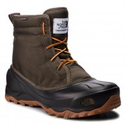 Апрески THE NORTH FACE - Tsumoru Boot T93MKS5UA Tarmac Green/Tnf Black