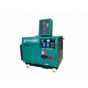 Generator insonorizat Green Field LDG6500S 5.5 KVA