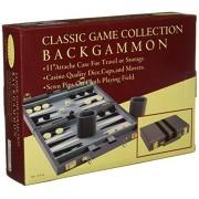 John N. Hansen Co. Maletín de Backgammon de 28 cm