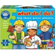 Puzzle Orchard Toys What Do I Do
