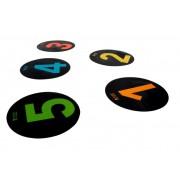Brojevi – markeri Pure za označavanje šuteva na koš Spots Trainer