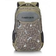 Fastrack Hitman 40 L Laptop Backpack(Green)