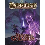 Paizo Publishing Pathfinder Player Companion Heroes of Golarion Book
