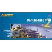 Fietsgids Bikeline Danube Bike Trail 2 (Engels - Donau Radweg) | Esterbauer