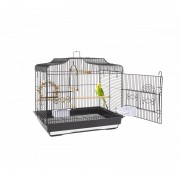 Sky Pet Products Rainforest Cages Puerto Rica Black Vogelkooi Vogelkooien