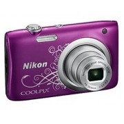 Aparat Foto Digital NIKON COOLPIX A100 Lineart, Filmare HD, 20.1 MP, Zoom optic 5x (Mov)
