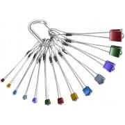 Black Diamond Stopper Set Pro #1-13 - No Color - La Protection de Rock