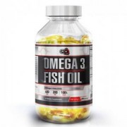 Рибено масло Omega 3 - 200 дражета, Pure Nutrition, PN7574