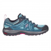 Salomon Ellipse 2 Aero Frauen Gr. 4½ - Hikingschuhe - blau