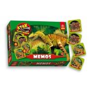 Игра мемори Динозаври
