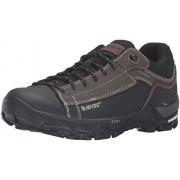 Hi-Tec Men s Trail OX Low I Waterproof-M Hiking Boot Chocolate/Black/Burnt Orange 10.5 D(M) US
