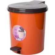 Cos gunoi cu pedala 10 litri portocaliu