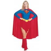 Vegaoo Maskeraddräkt Supergirl dam