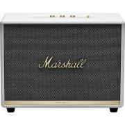 Marshall Woburn II - безжичен аудиофилски спийкър за мобилни устройства с Bluetooth и 3.5 mm изход (бял)