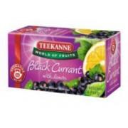 Teekanne feketeribizli tea citrommal 20 filter