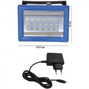 X-EON Model 786 LED Rechargeable Emergency Light 18 SMD with Handle long lasting with Charger - Model 786 - Mix Colour