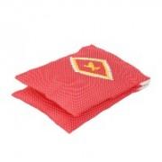 Kuber Industries Travelling Organiser, Undergarments Kit, Travelling Kit With inner Waterproof Material- Red (KI3316) Travel Toiletry Kit(Multicolor)