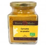 Curcuma bio poudre 90 g Terra Madre