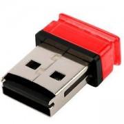 Четец на карти Modecom CR-NANO-500, червен, MDC00135