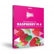 FRANZIS.de - mit Buch 222 Anleitungen für den Raspberry Pi 4 - Mach's einfach