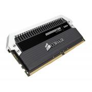 Corsair CMD32GX4M4B3866C18 Dominator Platinum Memoria RAM, Kit da 32 GB, 4 x 8 GB, DDR4, 3866 MHz, C18 XMP 2.0, Nero