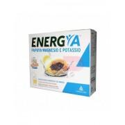 Angelini Energya Papaya Magnesio E Potassio - Integratore Da 14 Bustine