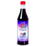 Sirop Aromfruct cu fructe de padure, 700 ml, Fares