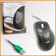 Mouse optical USB black
