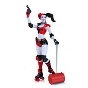 DC Collectibles Comics New 52 Harley Quinn Action Figure, Multi Color