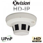 CCTV IP kamera 960H ukrytá v požárním alarmu