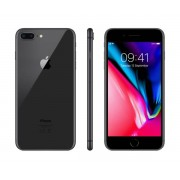 Apple iPhone 8 / Plus / 64GB - Svart