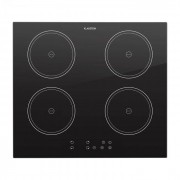 Klarstein Virtuosa Double plaque de cuisson à induction 7000W 59 x 52 cm 4 zones