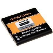 PATONA Nokia BP-5M 1000mAh 3,7V Li-Ion