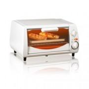 Тостер за сандвичи - фурна SAPIR SP 1441 NW, 10 литра, таймер, 800W, бяла