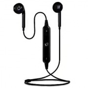S6 Bluetooth Foldable Earphones with Mic