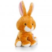 Iepuras de plus Pippins Keel Toys, 20 cm, Maro