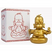 Funko Pop Homero Buddha Gold Kid Robot The Simpsons