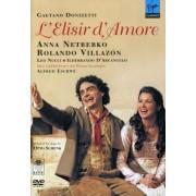 Anna Netrebko, Rolando Villazon, Chor und Orchester der Wiener Staatsoper - Gaetano Donizetti - L'Elisir d'Amore (0094636335292) (1 DVD)