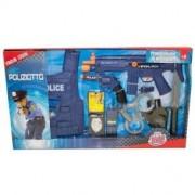 Grandi Giochi Set polizia con corpetto e accessori