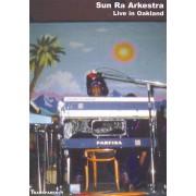 Sun Ra, Vol. 6: Sun Ra Arkestra - Live in Oakland [DVD]
