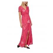 VERO MODA Blomstrete Dress Pink