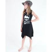 šaty dívčí TV MANIA - Monster High - Black - MOH 551